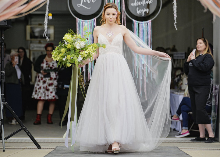 It was an AMAZING Show: EXPRESS YOURSELF WEDDING SHOW 2019