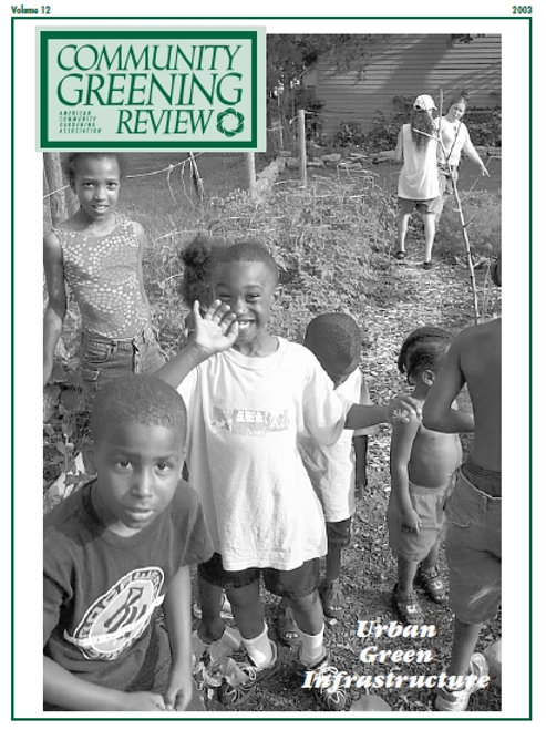 Community Greening Review 2003 (eBook)