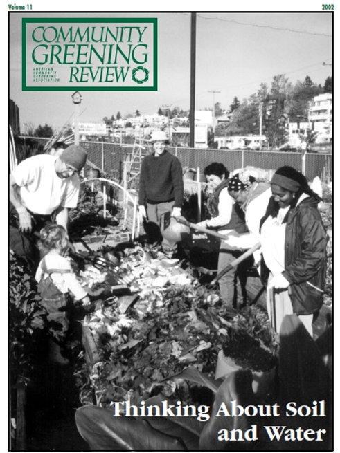 Community Greening Review 2002 (eBook)