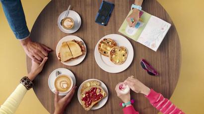 Costa Sponsors Weekend Idents