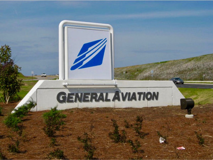 Nashville International Airport Entrance