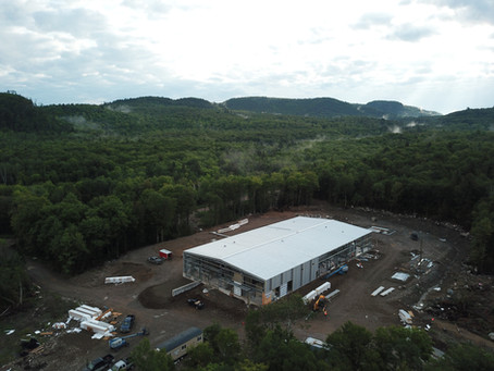 Facility Construction Update
