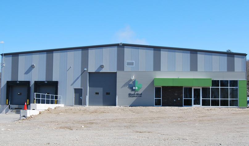 Black Bird Maple Facility