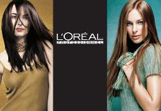L'Oreal Instore signage