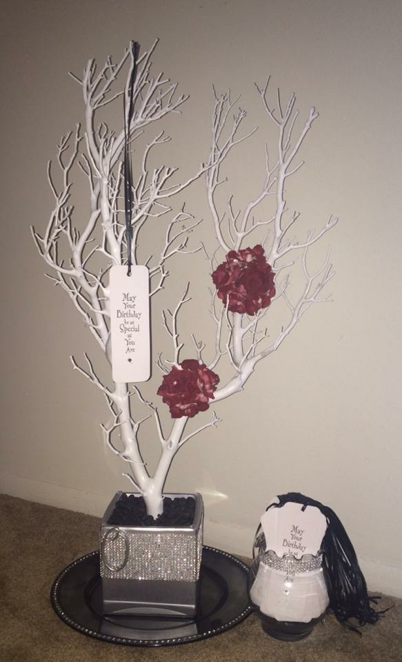 30th Birthday Wish Tree