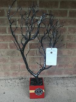 Fire Lieutenant's memory tree