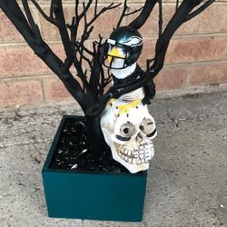 Eagles Halloween Tree
