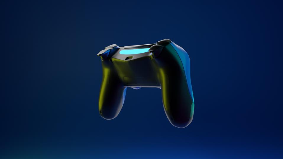 Blue DS4 Design