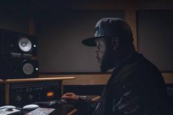 MC at ETS Records Studios