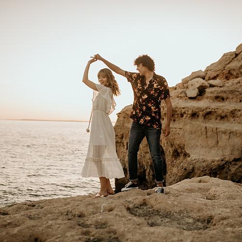Anastasiya & Rory | Algarve