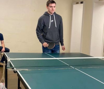 One Strong Ping Pong Tournament