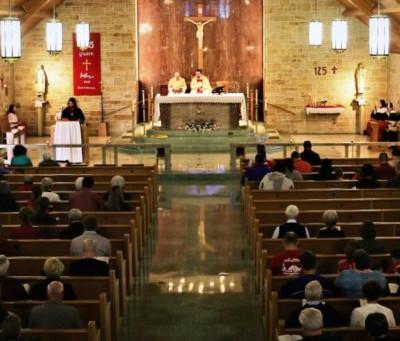 St. John Nepomcuene 125th Anniversary