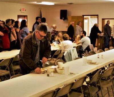 St. Ann's Altar Society Soup Luncheon