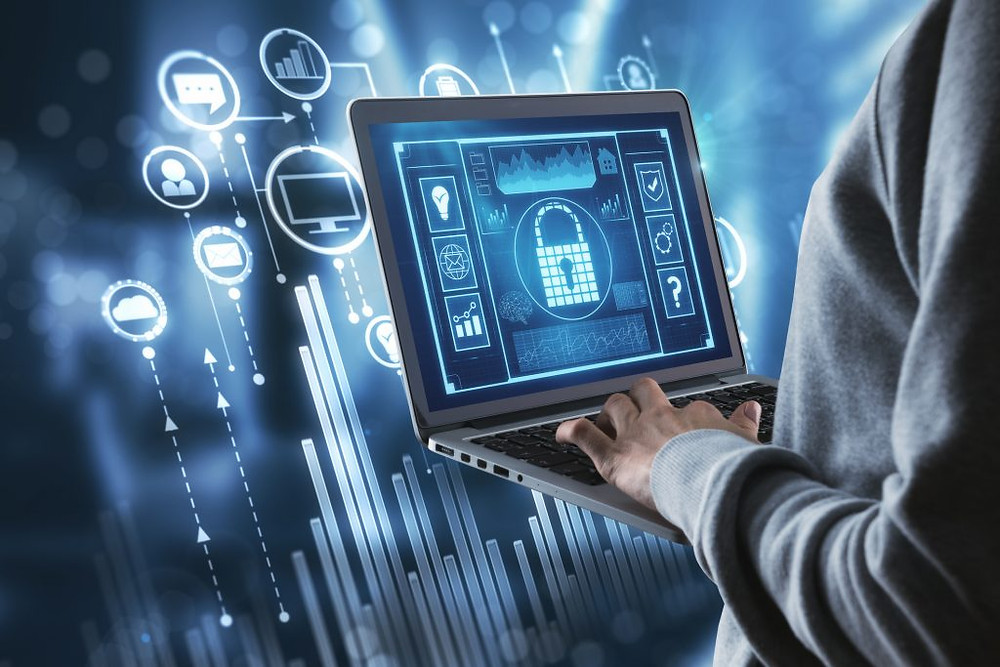 imagem representando um AntiSpam de segurança