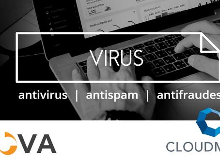 Procurando uma solução de Antivírus e Antispam? Conheça o CLOUDMARK