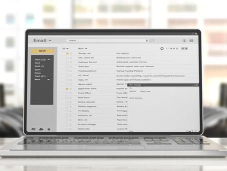 Dicas para gerenciar melhor o seu e-mail empresarial