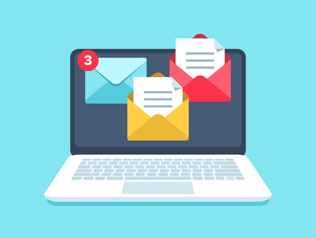 Funcionalidades de e-mail corporativos
