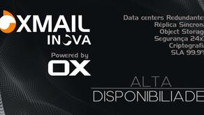 OXMAIL INOVA - Uma Plataforma de E-mail em Alta Disponibilidade