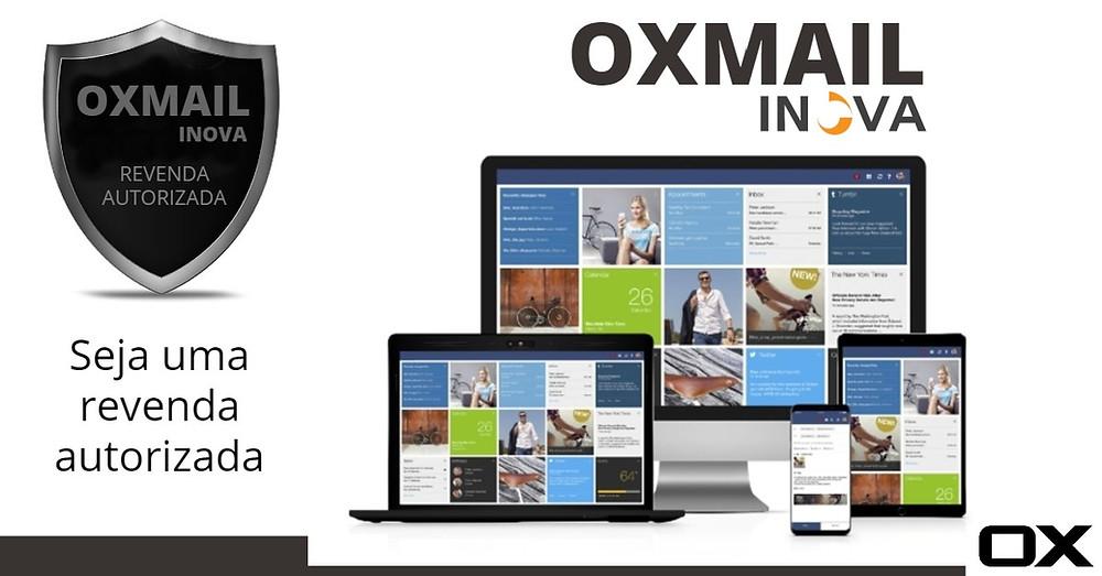 OXMAIL INOVA - Revenda autorizada