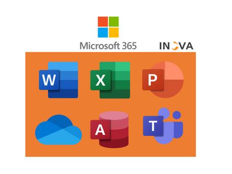 Conheça 5 funções importantes do Microsoft 365 e como você poderá aplicá-las na sua empresa