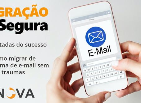 Saiba como migrar de plataforma de e-mail corporativo sem traumas!