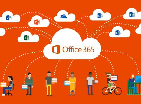 5 motivos para ter o Pacote Office 365