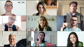 ZOOM – A Inova é um Parceiro Estratégico de Valor Agregado da melhor plataforma para Reuniões Online