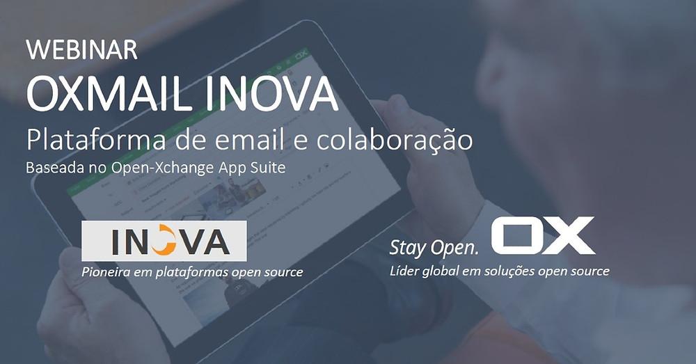 Webinar Inova usando Plataforma Zoom