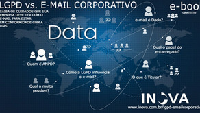 e-book LGPD vs. EMAIL CORPORATIVO