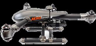 aerokontiki fishing drone