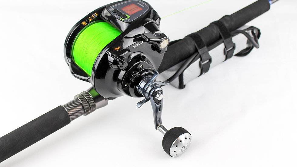 Forcemaster Power Reel System