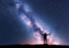 bigstock-Milky-Way-And-Silhouette-Of-A--