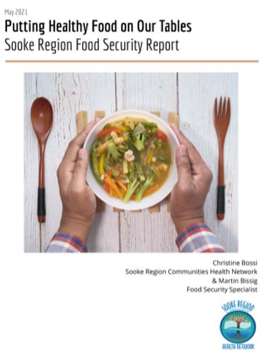 Sooke Region Food Security Report 2021.p