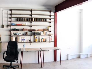 Nuevo taller, nuevo comienzo.