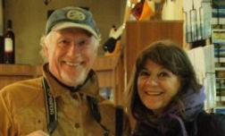 Marjo en Jacques Horn in Ushuaia_klein.j