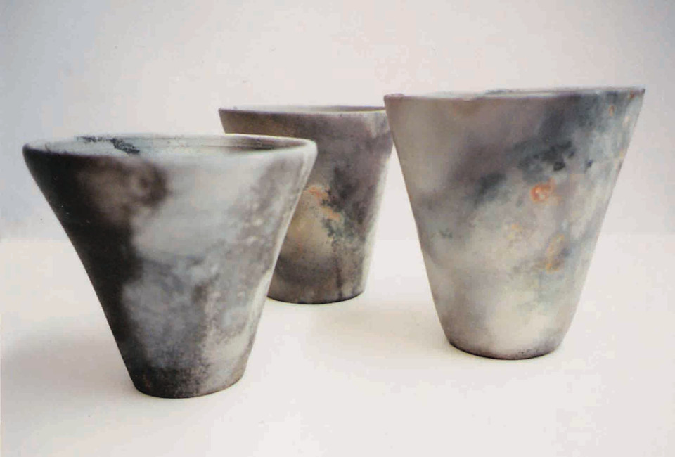 Saggar Fired Vessels