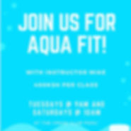 We are excited to announce another Aqua