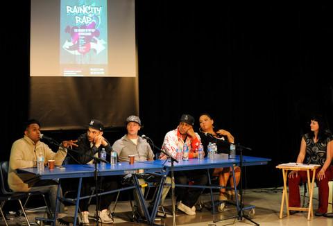 Raincity Rap - Groundbreakers