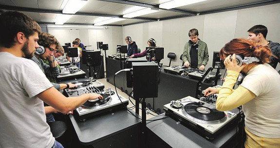 IMP Labs - DJ Workshop