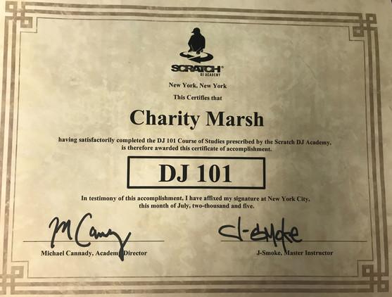 Scratch Academy DJ 101