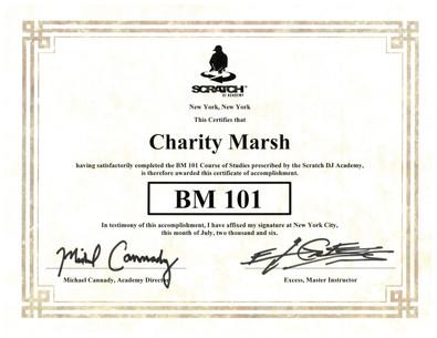 Scratch Academy BM 101