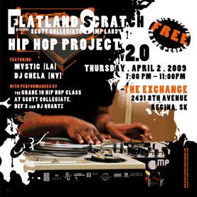 Scott Collegiate/IMP Labs Hip Hip Project
