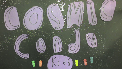 Animation made by kids' band, Cosmic Candy, at the GRR camp