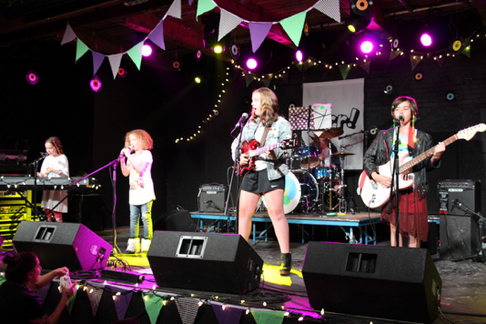 Girls Rock Regina: A Feminist Intervention
