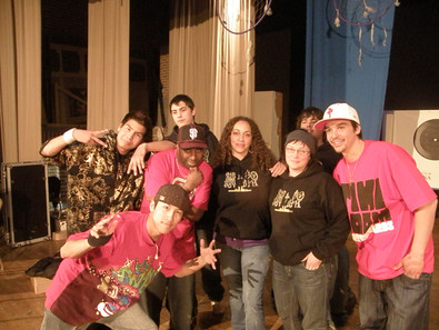 Scott Collegiate Hip Hop Project V2
