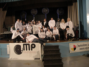 Scott Collegiate Hip Hop Project