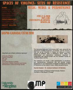IASPM-Canada/CSTM 2010