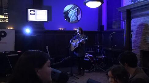 Performances by Belle Plaine, Eekwol and T-Rhyme, and speech by GRR Organizer Danielle Sakundiak