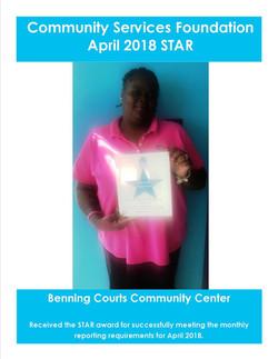 April 2018 STAR