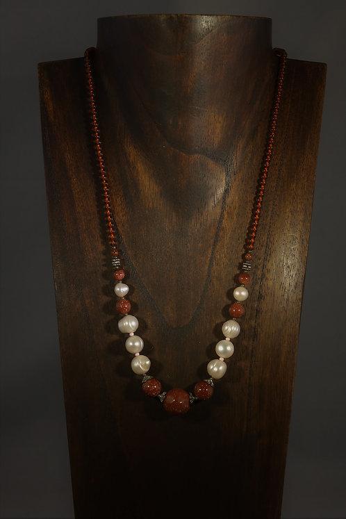 Sandstone Necklace